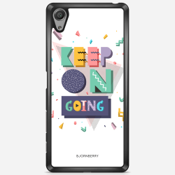 Bjornberry Skal Sony Xperia X Performance - Keep on going