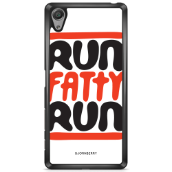 Bjornberry Skal Sony Xperia X - Run fatty run