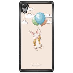 Bjornberry Skal Sony Xperia X - Söt Kanin