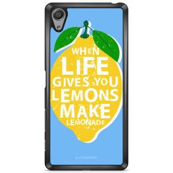 Bjornberry Skal Sony Xperia XA - Citron Citat