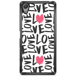 Bjornberry Skal Sony Xperia XA - Love Love Love