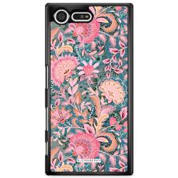 Bjornberry Skal Sony Xperia XZ Premium - Fantasy Flowers
