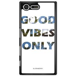 Bjornberry Skal Sony Xperia XZ Premium - Good Vibes Only