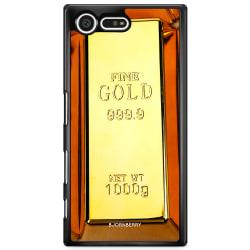 Bjornberry Skal Sony Xperia XZ Premium - Guldtacka