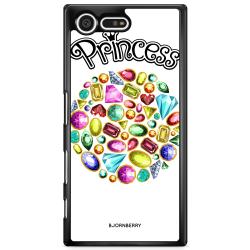 Bjornberry Skal Sony Xperia XZ Premium - Princess Diamanter
