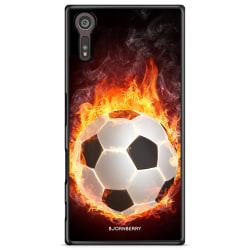 Bjornberry Skal Sony Xperia XZ / XZs - Fotboll