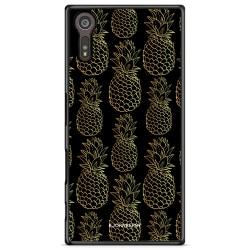 Bjornberry Skal Sony Xperia XZ / XZs - Guldiga Ananas