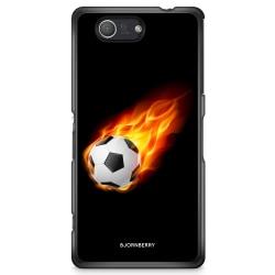Bjornberry Skal Sony Xperia Z3 Compact - Fotboll