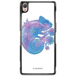 Bjornberry Skal Sony Xperia Z3 - Mandala kameleont