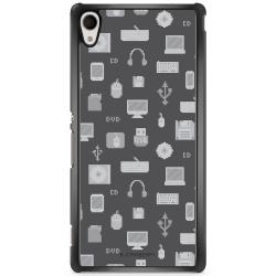 Bjornberry Skal Sony Xperia Z3+ - Pixel Art