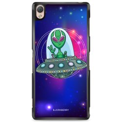 Bjornberry Skal Sony Xperia Z3 - UFO Alien