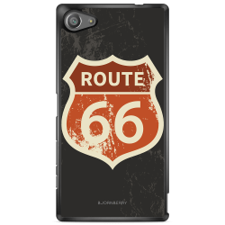Bjornberry Skal Sony Xperia Z5 Compact - Route 66