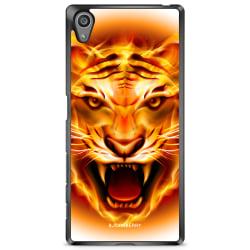 Bjornberry Skal Sony Xperia Z5 - Flames Tiger