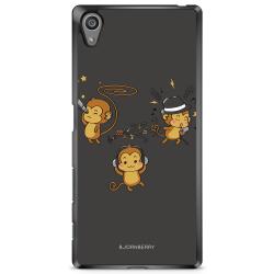 Bjornberry Skal Sony Xperia Z5 - Tre Apor