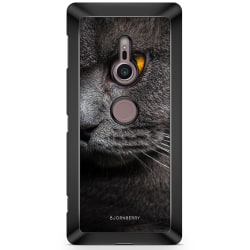 Bjornberry Sony Xperia XZ2 Skal - Katt Öga