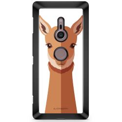 Bjornberry Sony Xperia XZ2 Skal - Llama