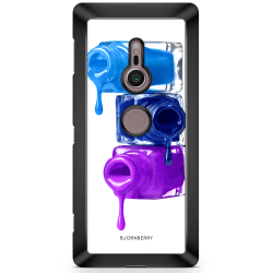 Bjornberry Sony Xperia XZ2 Skal - Nagellack
