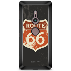 Bjornberry Sony Xperia XZ2 Skal - Route 66