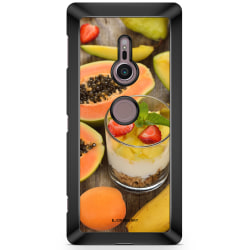 Bjornberry Sony Xperia XZ2 Skal - Tropiska Frukter