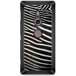 Bjornberry Sony Xperia XZ2 Skal - Zebramönster