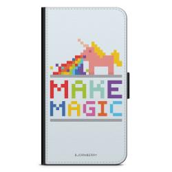 Bjornberry Xiaomi Mi Note 10 Lite Fodral - Enhörning Make Magic