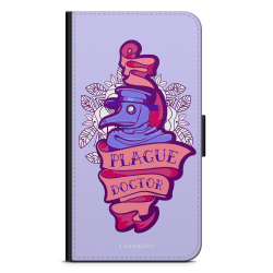 Bjornberry Xiaomi Mi Note 10 Lite Fodral - Plague Doctor