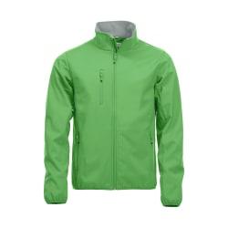 Softshelljacka herr XL grön XL