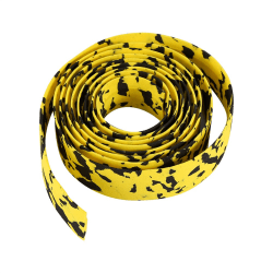 2 x Cycling Road Bicycle Handlebar Reflective Grip Wrap Tape yellow+black