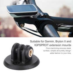 Bicycle Handlebar Computer Bracket Camera Mount for Gopro fo