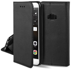 Flip Cover Fodral Samsung Galaxy J5 2016 Svart