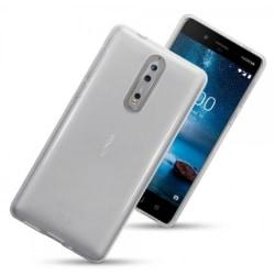 Mobilskal Nokia 8 Clear