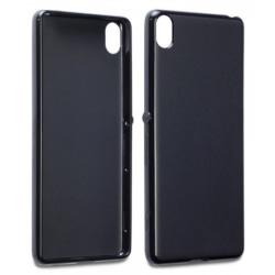 Mobilskal Sony Xperia XA Matte Black
