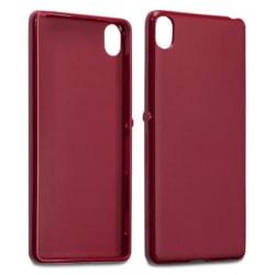 Mobilskal Sony Xperia XA Matte Red