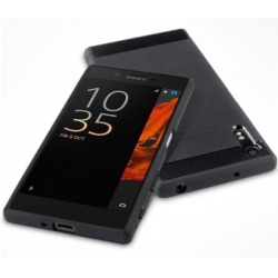 Mobilskal Sony Xperia XZ Carbon Black
