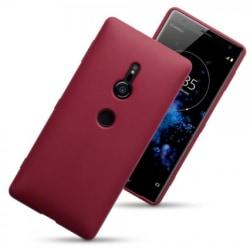 Mobilskal Sony Xperia XZ2 Matte Red