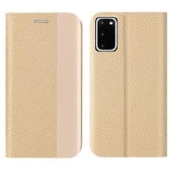 Samsung Galaxy S20 FE Fodral Vennus Sensitive Guldfärgat
