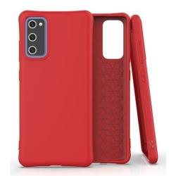 Samsung Galaxy S20 FE Skal Silikon Röd