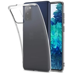Samsung Galaxy S20 FE - Skal Transparent