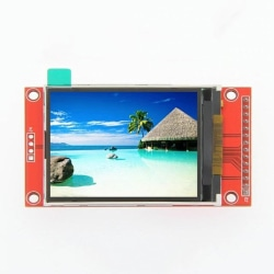 2.4 Tums ILI9341 SPI 320 x 2 SPI TFT LCD Skärm Modul Raspberry P