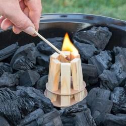 Trästickor för grillning Träd