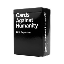 Cards Against Humanity - Fifth Expansion Svart