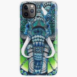 Skal till iPhone 12 Mini - Elephant Blues