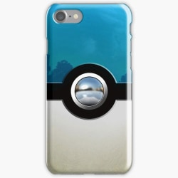 Skal till iPhone 6 Plus - Blue Pokeball Pokemon