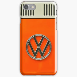 Skal till iPhone 6 Plus - Retro Orange Volkswagen Van
