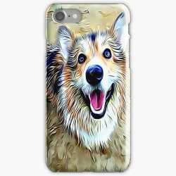 Skal till iPhone 6 Plus - Wet Corgi