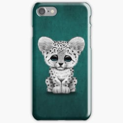 Skal till iPhone 7 Plus - Baby Snow Leopard