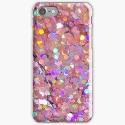Skal till iPhone 8 Plus - Glitter