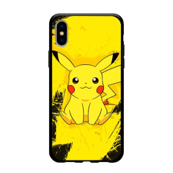 Skal till iPhone 8 Plus - Pikachu Pokemon