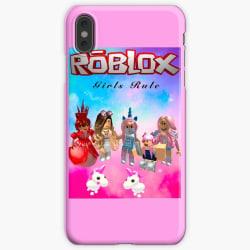 Skal till iPhone X/Xs - Roblox Girls rule