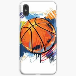 Skal till iPhone Xr - Basketball graffiti